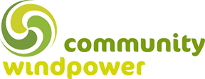 Community Wind Power Logo