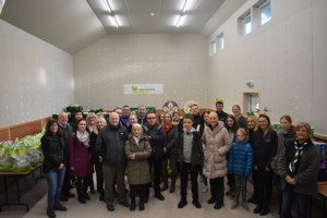 North Ayrshire Foodbank volunteers
