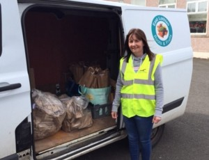 East Lothian Roots and Fruits delivering food