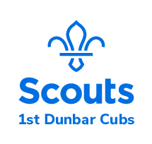 The 1st Dunbar Cub Scout Group logo