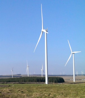 Wind Farm Benefit
